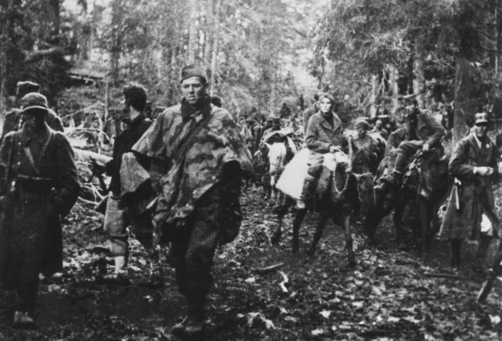 historeie města Rajecké Teplice během 2. světové války