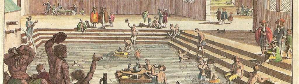 kúpeľná história v Rajeckých Tepliciach