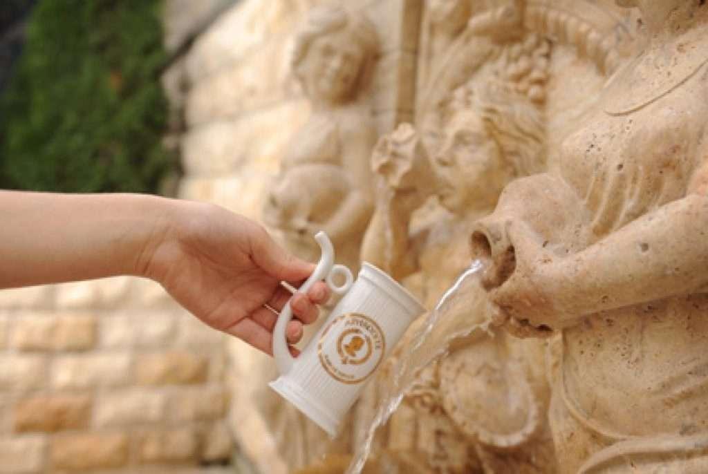 liečivá voda v Rajeckých Tepliciach