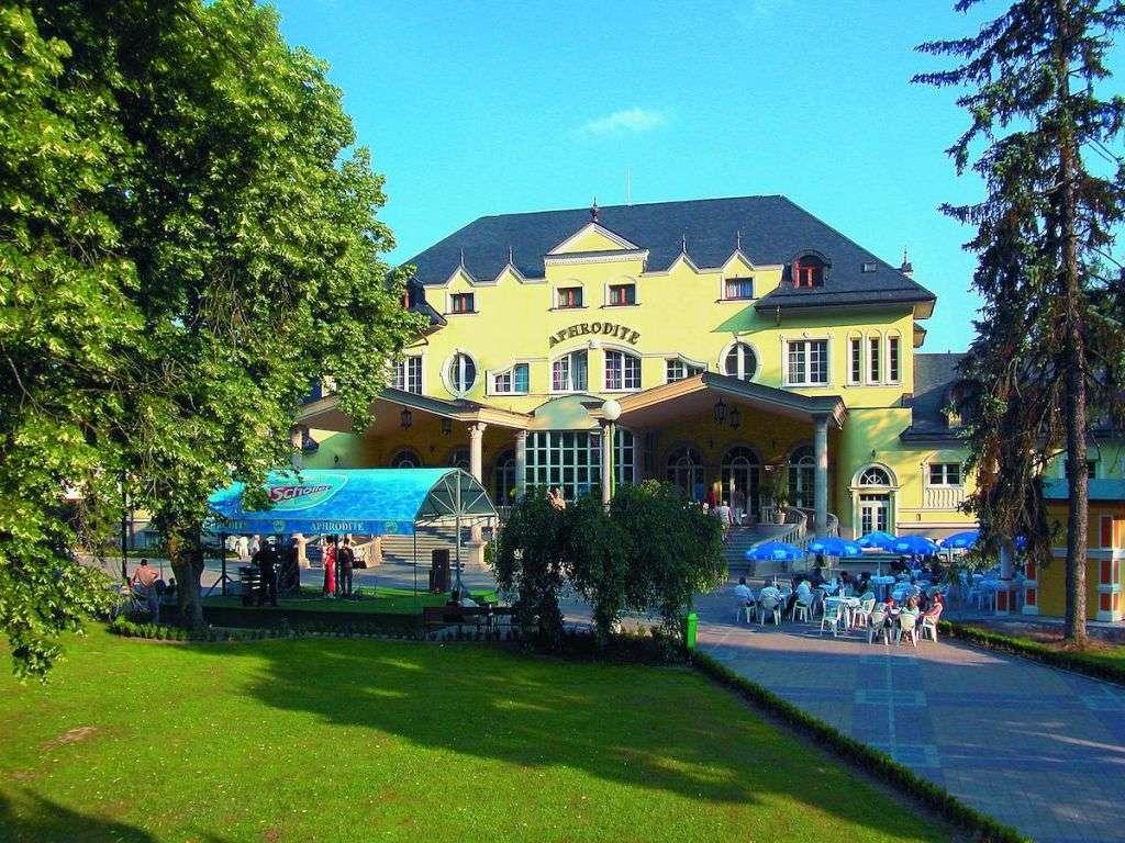 Hotel Aphrodite v Rajeckých Tepliciach