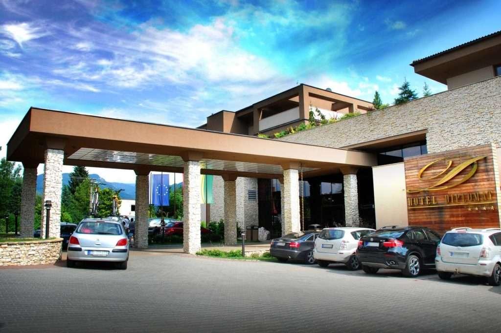 Hotel Diplomat Rajecké Teplice (2)