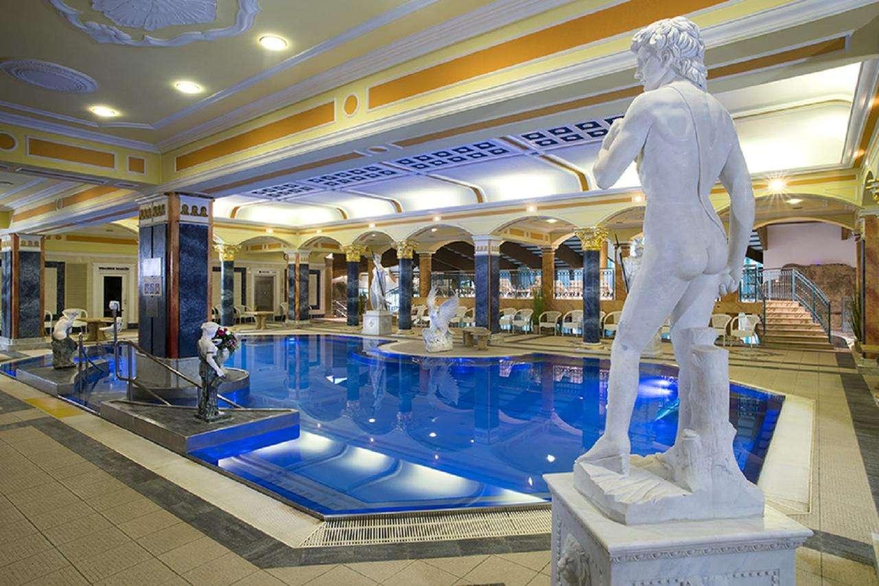 Interiér hotela Aphrodite Palace (1)