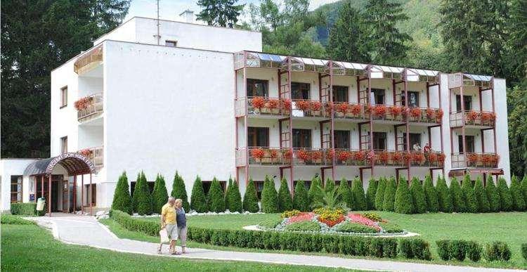 Lázeňský hotel Malá Fatra