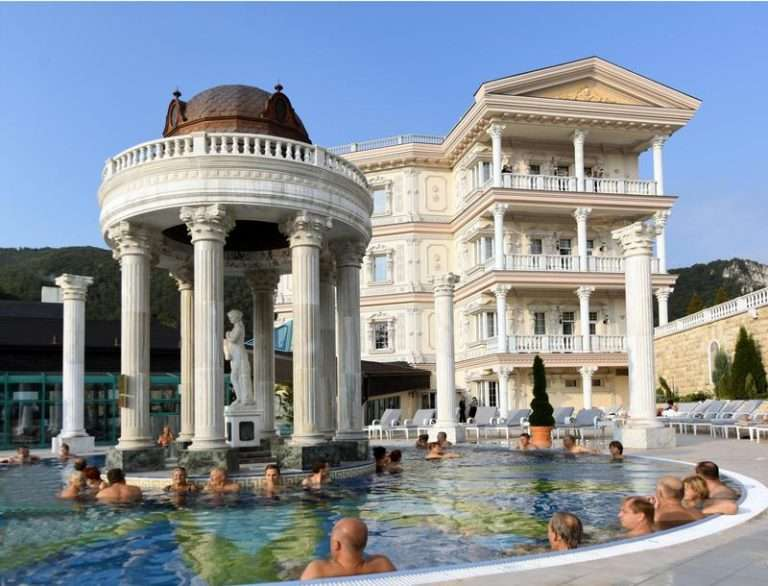 Kúpeľný hotel Aphrodite Palace (1)