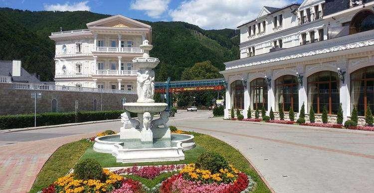 Kúpeľný hotel Aphrodite Palace (2)
