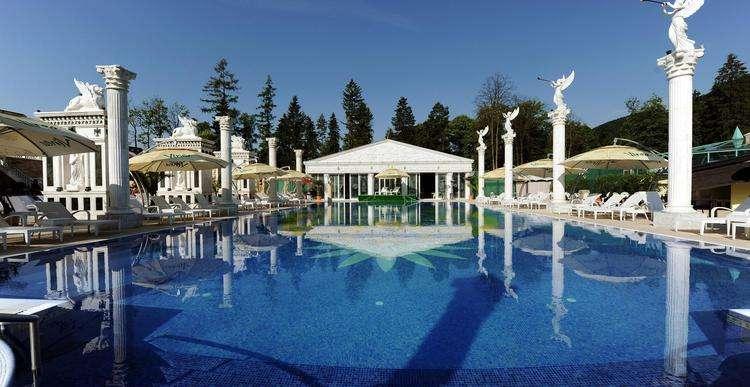 Kúpeľný hotel Aphrodite Palace