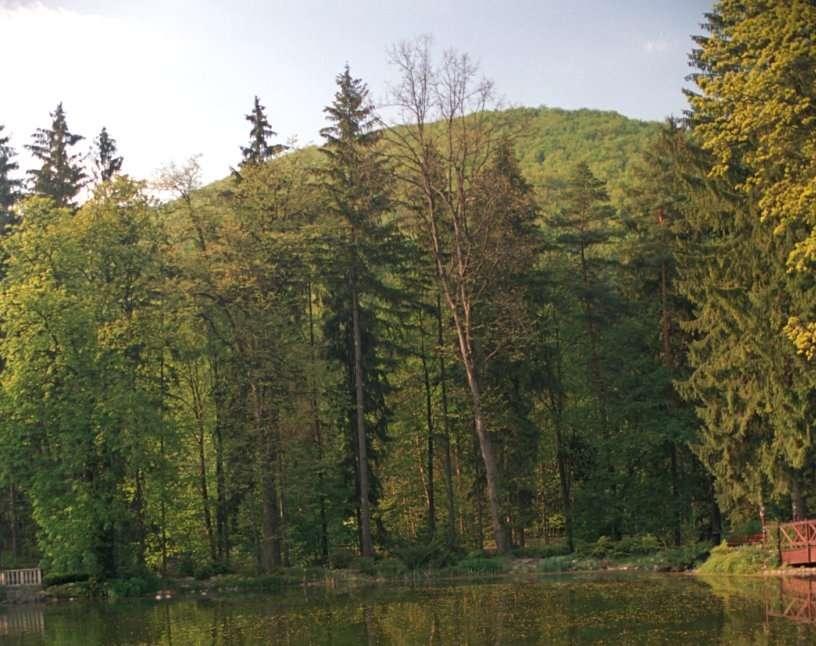 turistika v Rajeckých Tepliciach