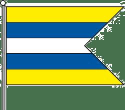 Rajecké Teplice vlajka