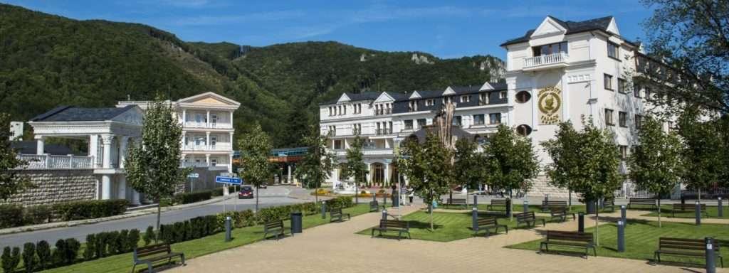 Exteriér hotela Aphrodite Palace