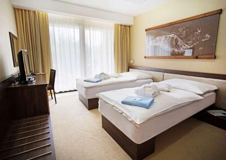 Izba štandard v hoteli Diplomat