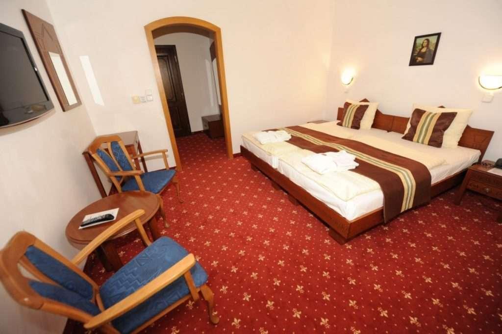 hotely a ubytovanie rajecké teplice