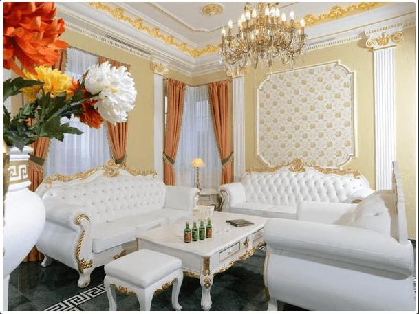 Apartmány Royal Apartments Aphrodite Palace v Rajeckých Tepliciach Porovnanie pobytov Recenzie
