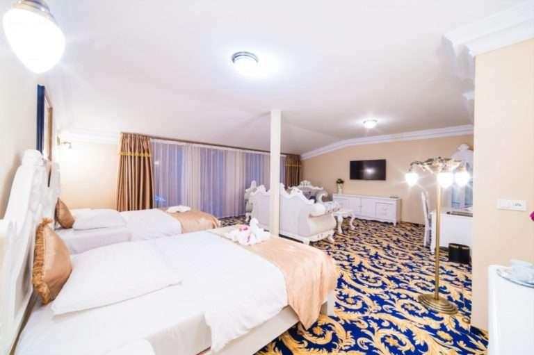 Suita v hotelu Aphrodite Palace v Rajeckých Teplicích (2)