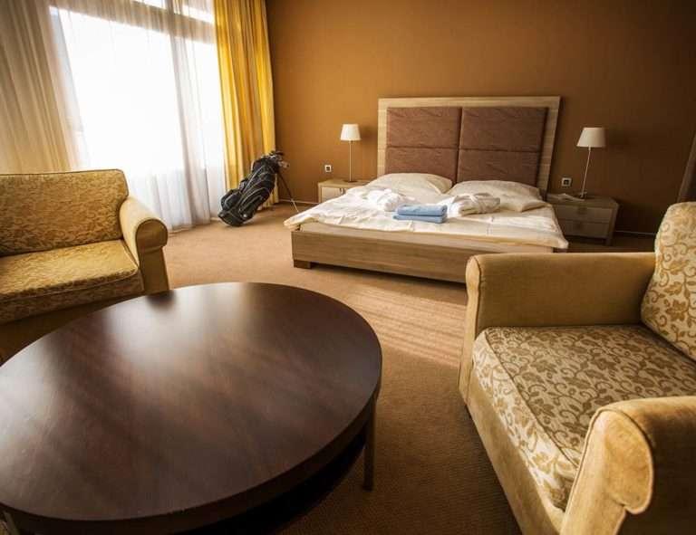 Veľký Apartmán v hoteli Diplomat v Rajeckých Tepliciach