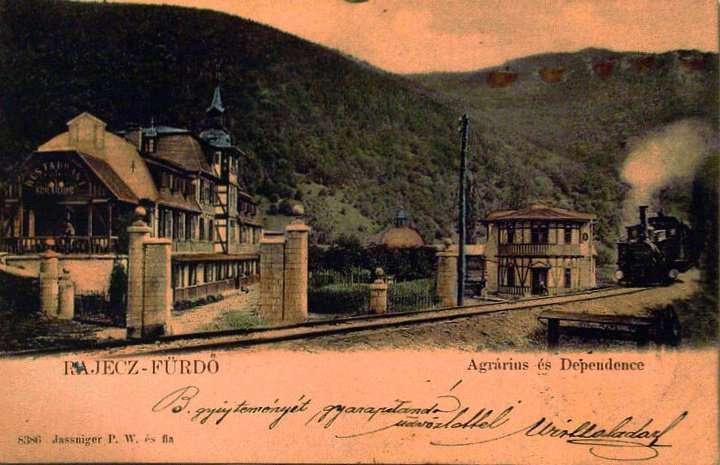 historie Rajeckých Teplic